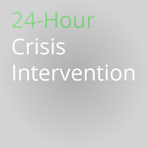 24-hour Crisis Intervention